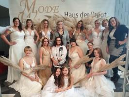Brautmodenmesse Trau 2020 in Saarbrücken / Saarland
