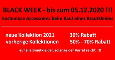 Black Week - Brautkleider, Brautmoden Neunkirchen