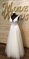 Unser saarländisches Boho - Brautkleid - Modell
