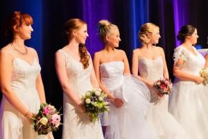 Individuelle maßgeschneiderte Brautkleider aus dem Saarland