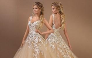 Brautkleider - Kollektion 2019 von AGORA eingetroffen!