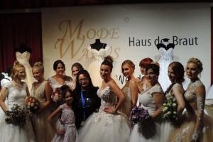 TRAU 2019 - die Brautmoden Messe in Saarbrücken / Saarland