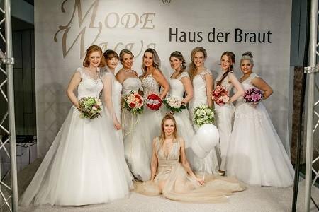 20 Jahre MODE WALUS - Ihr Spezialist für Brautmoden