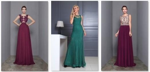 Neue Kollektionen: Fest- & Abendkleider, Brautkleider