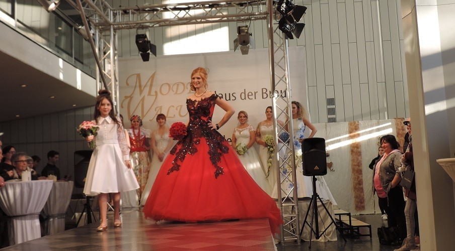 Brautmoden – Messe in Saarbrücken (Saarland)