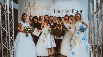 Brautmoden-Messe European Bridal Week 2019