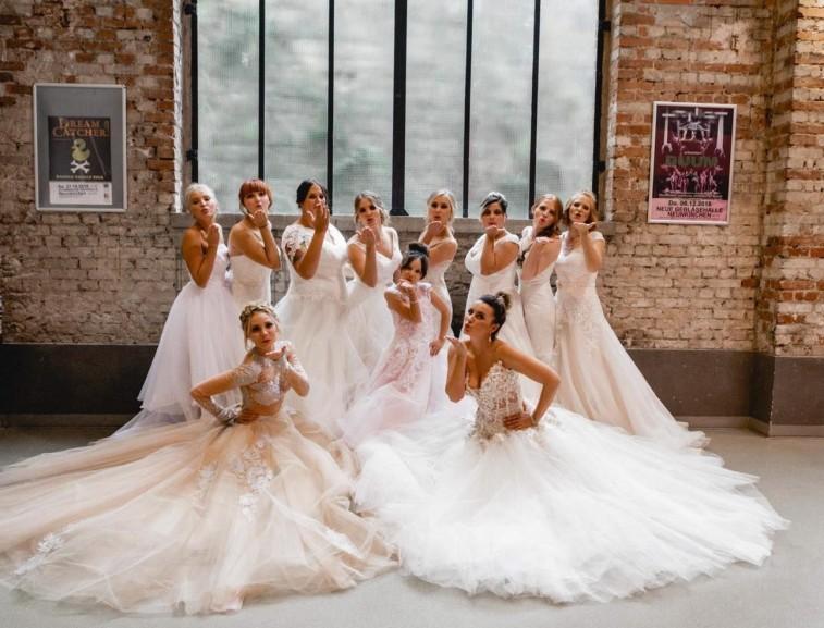 Messe für Brautmoden Neunkirchen Saar