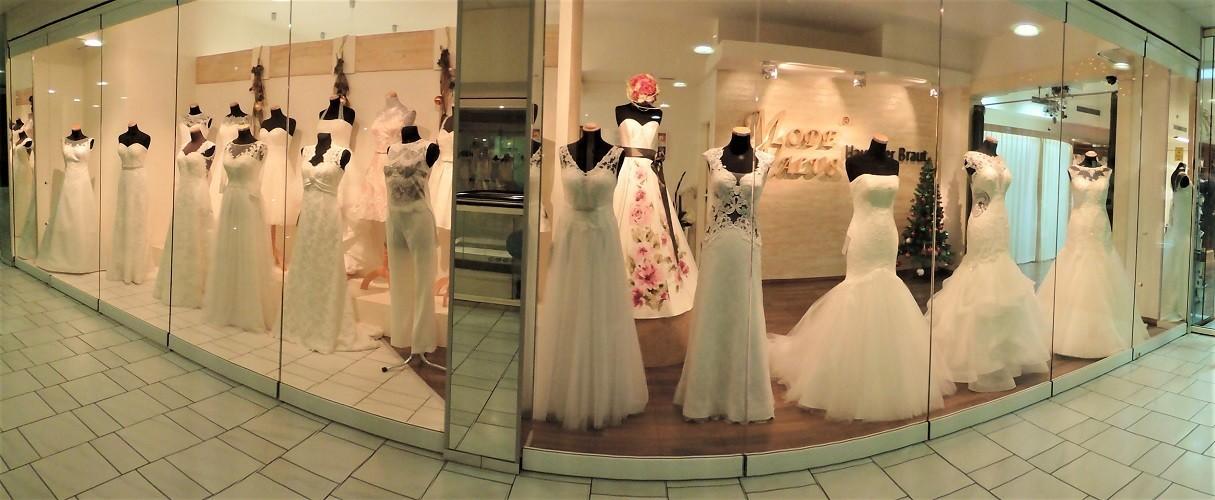 Maßgeschneiderte Brautmode für individuelle Kundinnen
