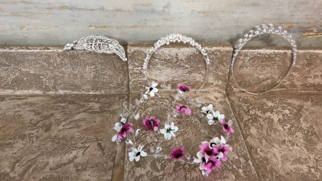 Einige Beispiele für Brautmode-Trends 2019