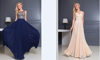 Abend & und Hochzeitskleider-Trends 2019