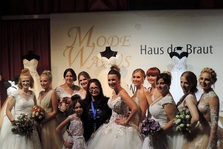 Hochzeitsmesse Romantik - Brautkleider 2019