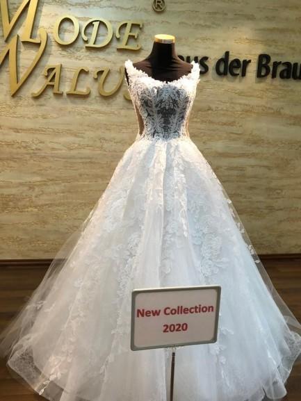 Neue Brautkleider-Kollektion 2020 ist da