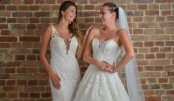 Unsere neue Brautkleider-Kollektion 2020