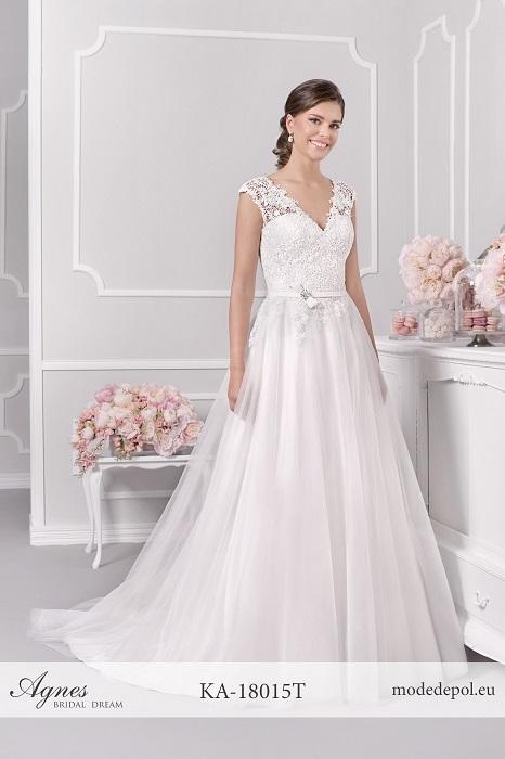 Brautkleider 2022 Mode De Pol AGNES