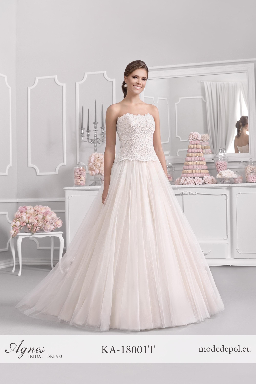 Brautkleider Mode De Pol AGNES