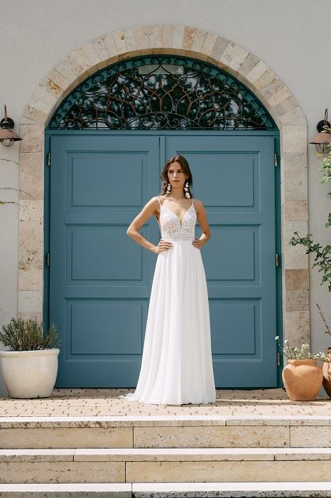 Brautkleider 2022 Mode De Pol ELISABETH