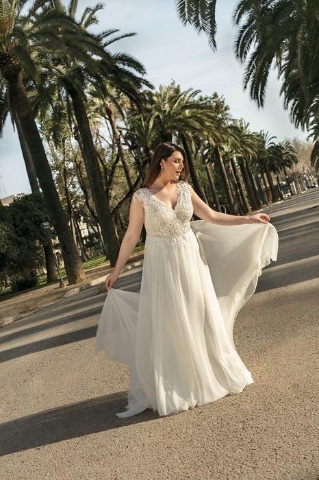 Brautkleider 2022 Mode De Pol LOVELY