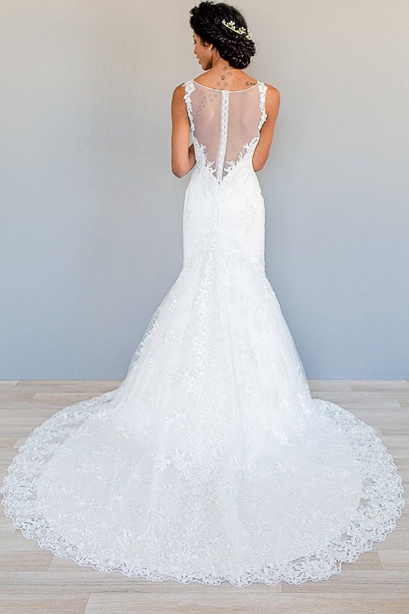 Brautkleider SilberKollektion MODE WALUS