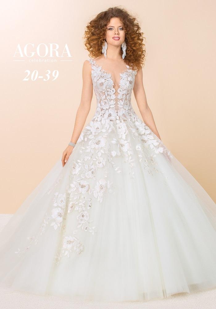 Brautkleider Kollektion AGORA 2020