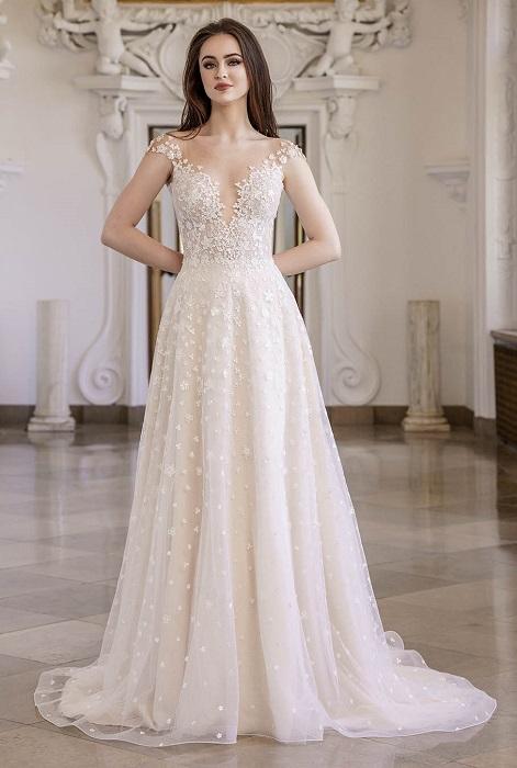 Brautkleider 2022 MS Moda